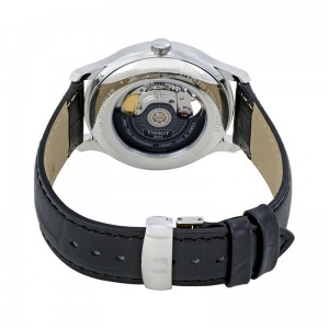 Zegarek Tissot Tradition T0639071605800 męski open heart