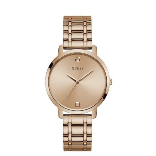 Zegarek damski Guess Chelsea W0647L7 złocona bransoleta