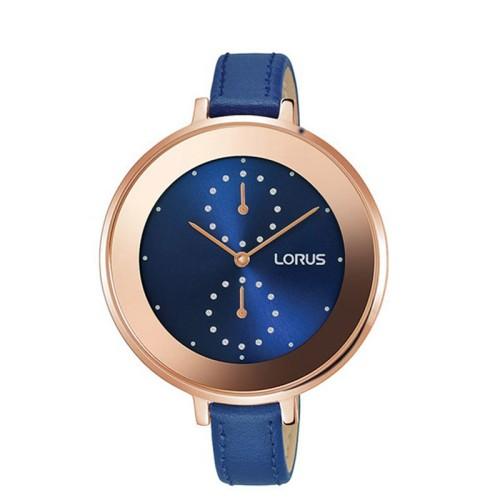 929ec83d300f3b Damski elegancki zegarek Lorus R3A32AX9 kolor niebieski - R3A32AX9